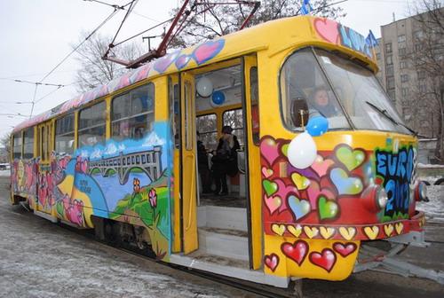 трамвай влюбленных